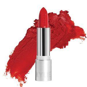 NIB Kylie Jenner Red Hot Cream Lipstick